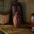 Country Cupboard by Robin-lee Vieira