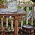 Country Porch by Kathy Jennings