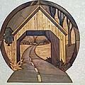 Covered Bridge by Bill Fugerer