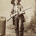 Cowboy, 1880s by Granger