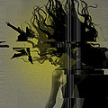 Crash Print by Naxart Studio