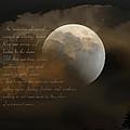Cresent Moon  by Joseph G Holland