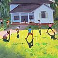 Cricket by Andrew Macara