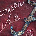 Crimson Tide by Racquel Morgan