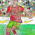 Cristiano Ronaldo by Jera Sky