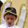 Cuenca Kids 34 by Al Bourassa
