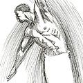 Dance Print by Robert Schnieders