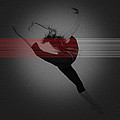 Dancer Print by Naxart Studio