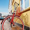 Danish Bike by Robert Lacy