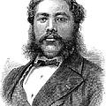 David Kalakaua (1836-1891) by Granger