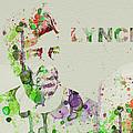 David Lynch Print by Naxart Studio
