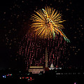 Dc Celebration by David Hahn