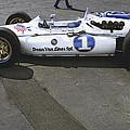 Dean Van Lines Special Mario Andretti  Print by Curt Johnson