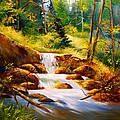Deep Woods Beauty by Robert Carver