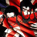 Depeche Mode 80s Heros by Stefan Kuhn