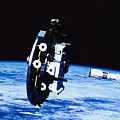 Deployment Of A Satellite In Space by Stockbyte