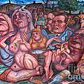 Depressive Art by Vladimir Feoktistov