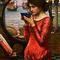Destiny Print by John William Waterhouse