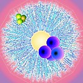 Detection Of Antihelium Particles Poster by Lawrence Berkeley National Laboratory
