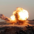 Detonation Of A Weapons Cache by Stocktrek Images