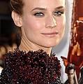 Diane Kruger At Arrivals For Premiere by Everett