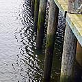 Dock Of The Bay  by Pamela Patch