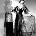 Dodsworth, Mary Astor, 1936 by Everett