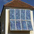 Domestic Solar Panel by Friedrich Saurer