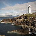Donegal Lighthouse by Andrew  Michael