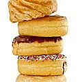 Donuts by Elena Elisseeva