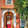 Door In Historic District I by Steven Ainsworth