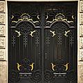 Doors by Elena Elisseeva