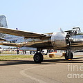 Douglas A26b Military Aircraft 7d15757 by Wingsdomain Art and Photography