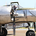 Douglas A26b Military Aircraft 7d15763 by Wingsdomain Art and Photography