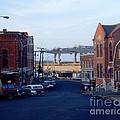 Downtown Eastport Maine by Geri Harkin-Tuckett
