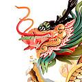 Dragon by Panyanon Hankhampa