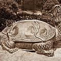 Dragon Turtle Figure by Yurix Sardinelly