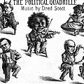 Dred Scott & The 1860 Presidential Race by Photo Researchers