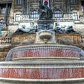 Drinking Fountain by Barry R Jones Jr