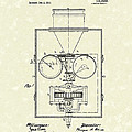 Edison Kinetoscope 1911 I Patent Art by Prior Art Design
