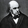 Edward Fitzgerald, English Writer by Humanities And Social Sciences Librarynew York Public Library