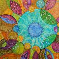Effervescent Print by Tanielle Childers