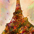 Eiffel Tower  by Mark Ashkenazi