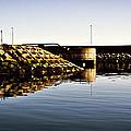 Eisenhower Pier by Chris Cardwell
