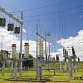 Electricity For A City by Aleksandr Volkov