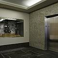 Elevator by Robert Pisano