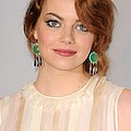 Emma Stone Wearing Irene Neuwirth by Everett
