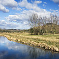 English Countryside by Jane Rix