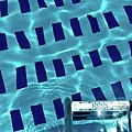 Entrance To Pool by Daniel Kulinski