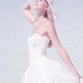 Ephemeral Moment.  Lady Elegance by Jenny Rainbow
